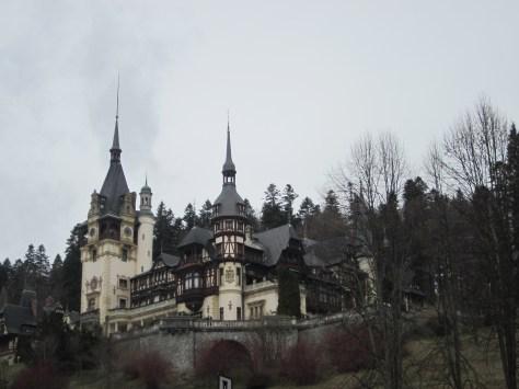 Castillo Peles Sinaia