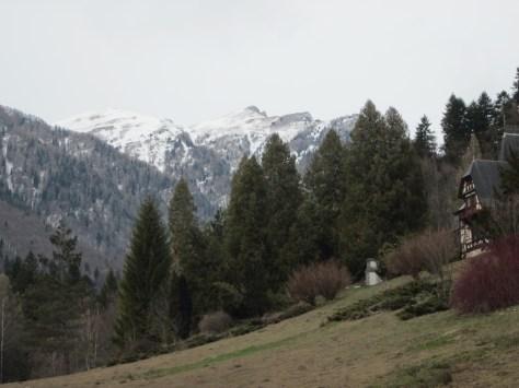 Sinaia montañas