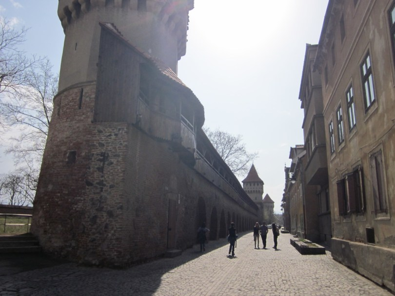 Muralla Sibiu