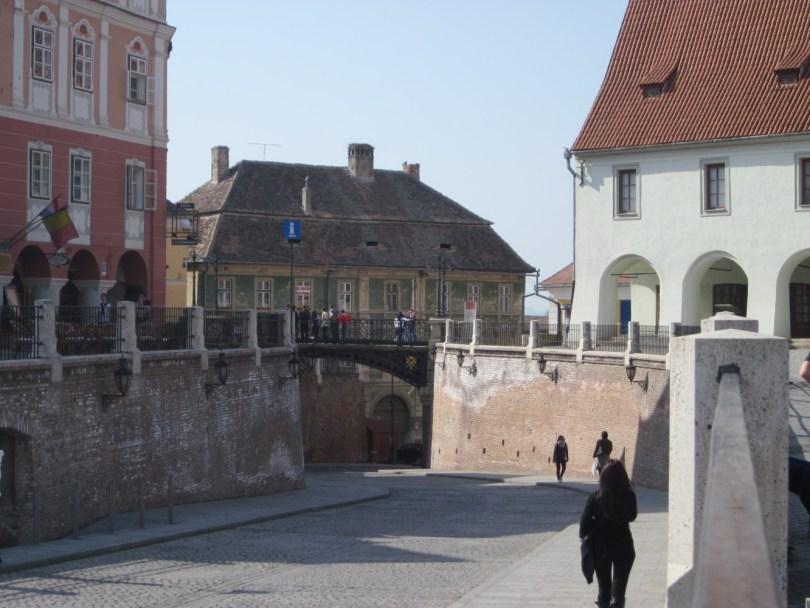 Puente de las mentiras Sibiu