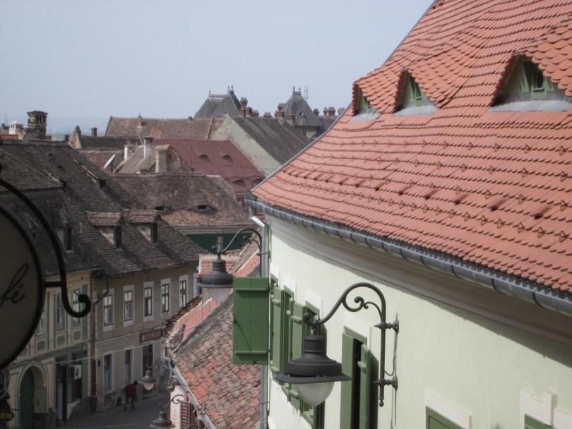 Callejuelas Sibiu