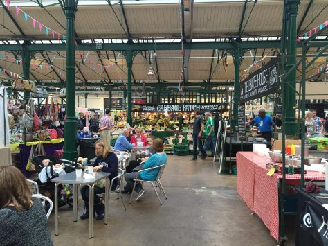 Saint George Market Belfast