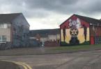 Belfast murales protestantes