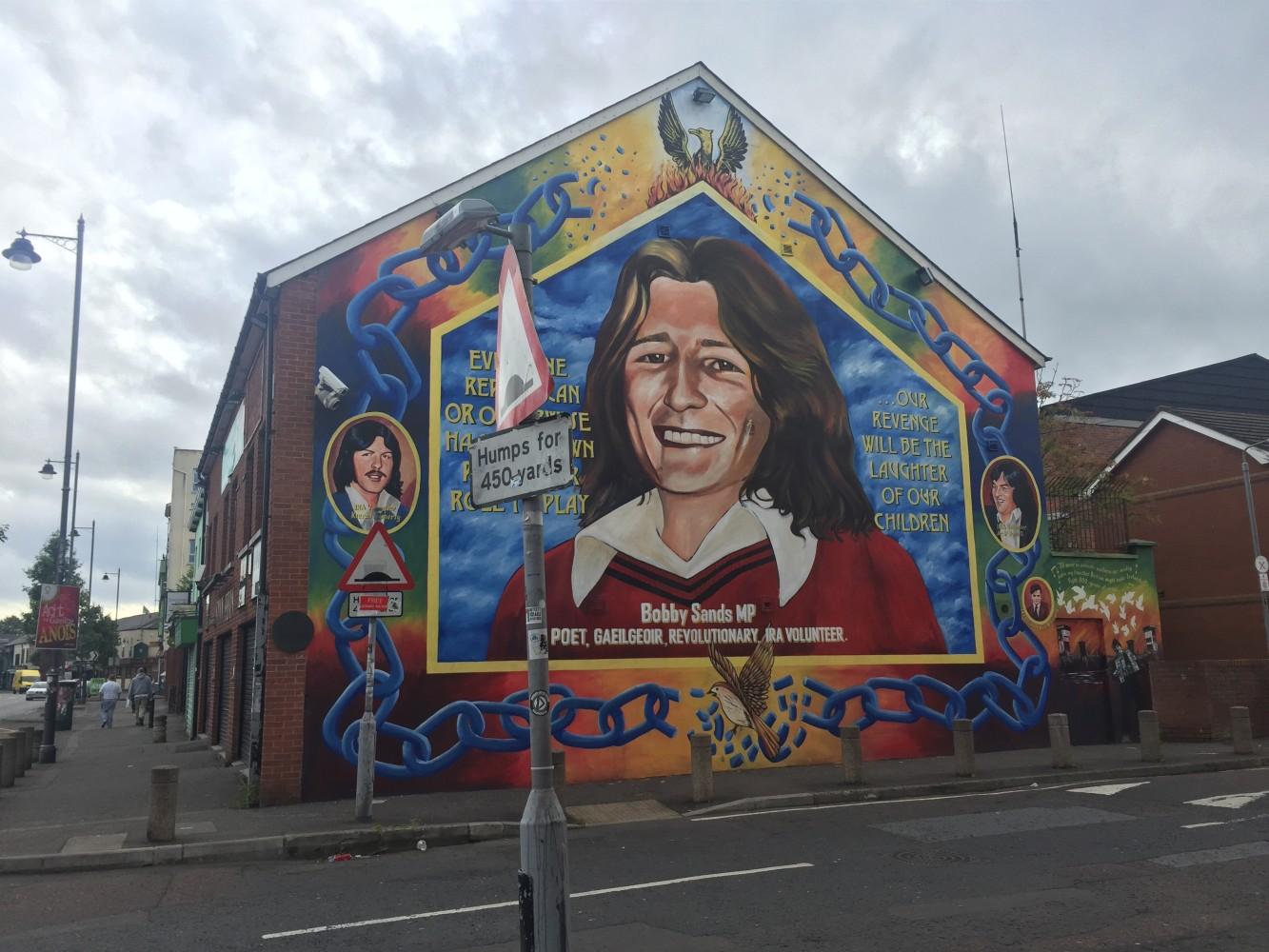 Belfast El Conflicto Eterno Pasaporte Para Viajar