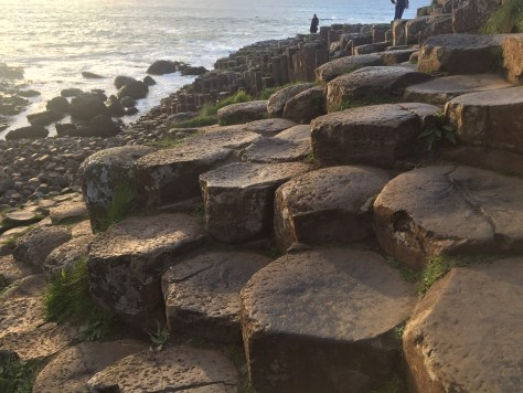 Piedras calzada Gigante