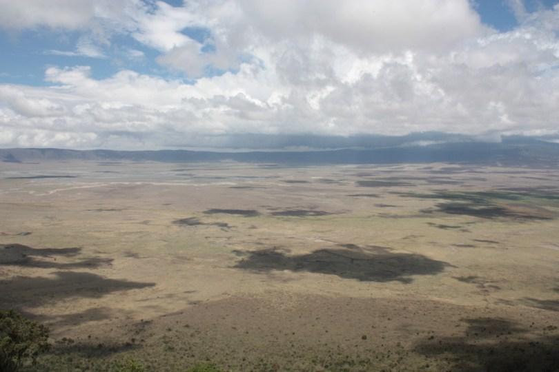 crater ngorongoro