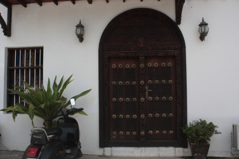 puertas Zanzíbar