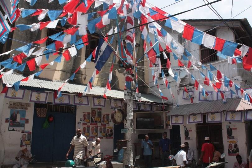 callejuelas Stone Town