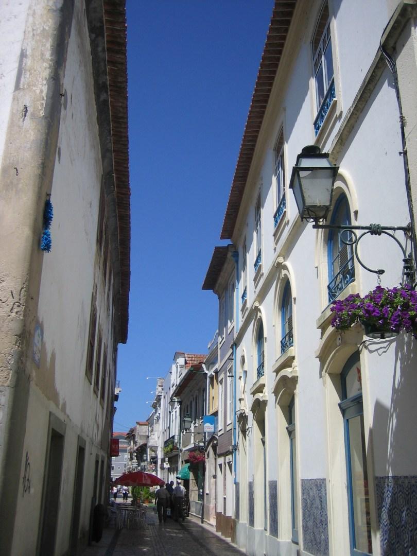 calles Aveiro