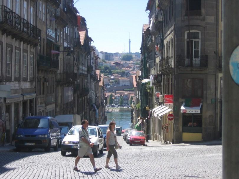 Calles Oporto