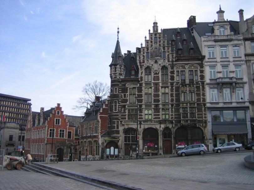 Calles Bruselas