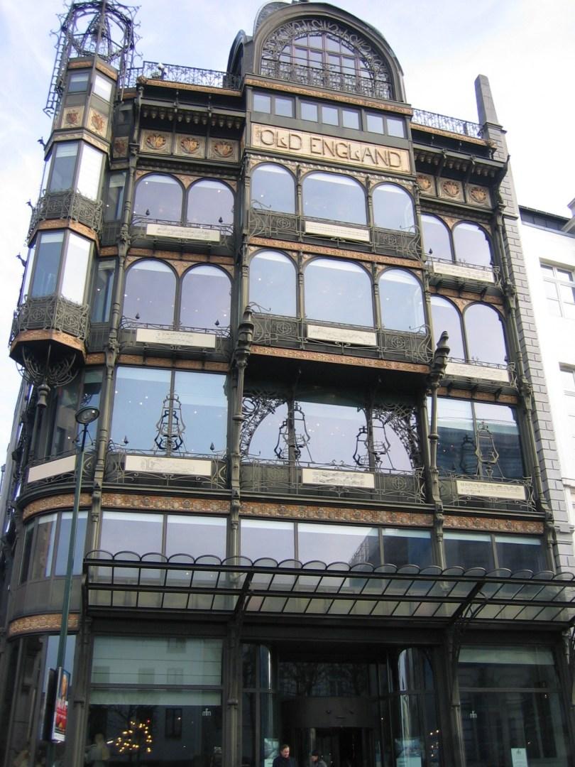 Old England Bruselas