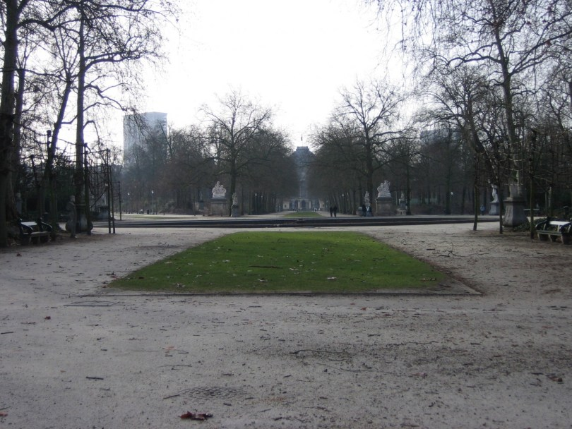 parque de Bruselas