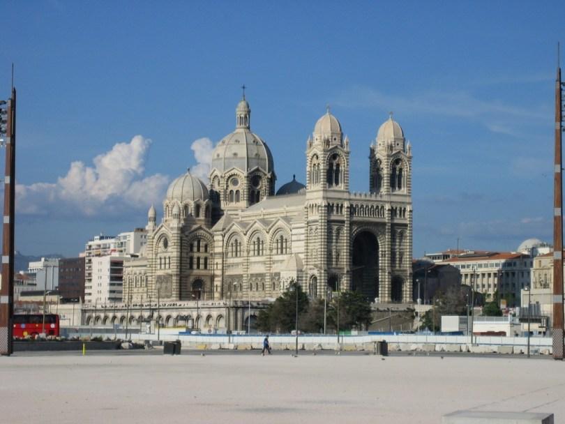Catedral La Grand Marsella