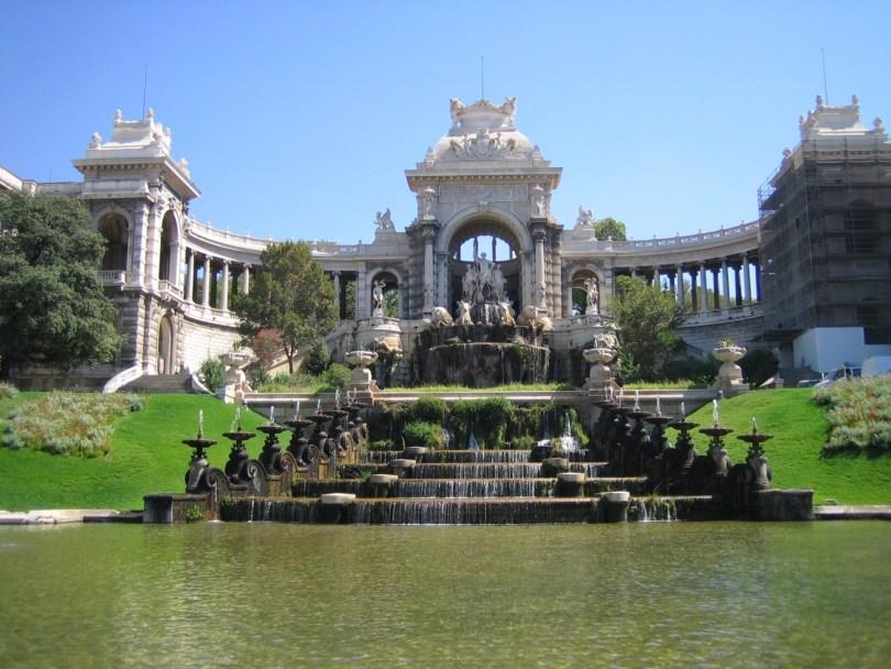 Parc Longchamp Marsella
