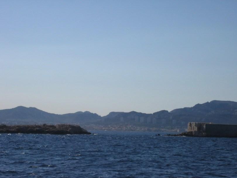 Isla Montecristo Calenques Marsella