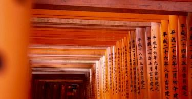 Fushimi Inari Kioto