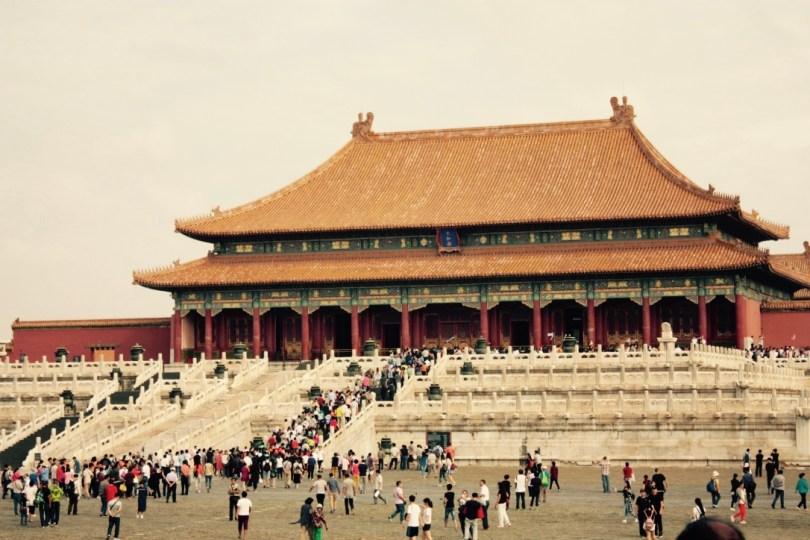visado de 72 horas Pekín