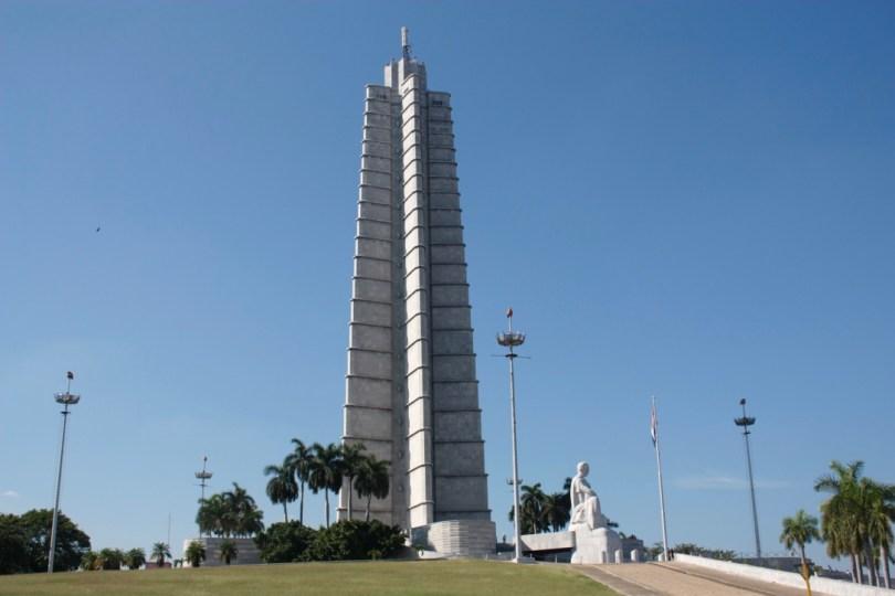 Plaza Revolución El Vedado