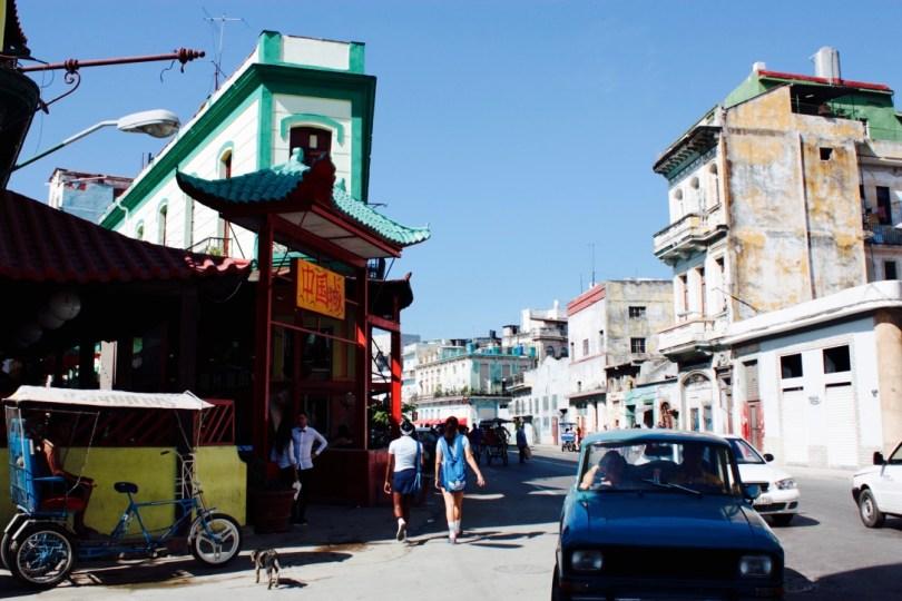 Barrio Chino La Habana