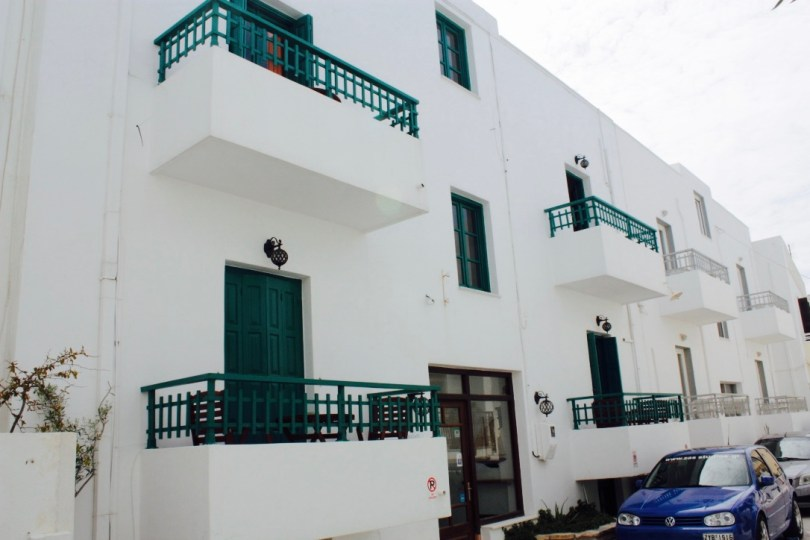 Naxos Chora Zas Studios
