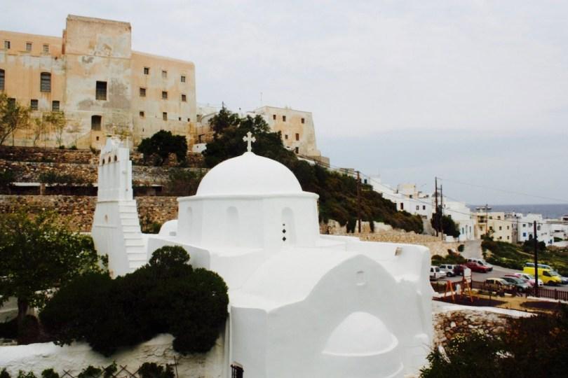Chora Naxos