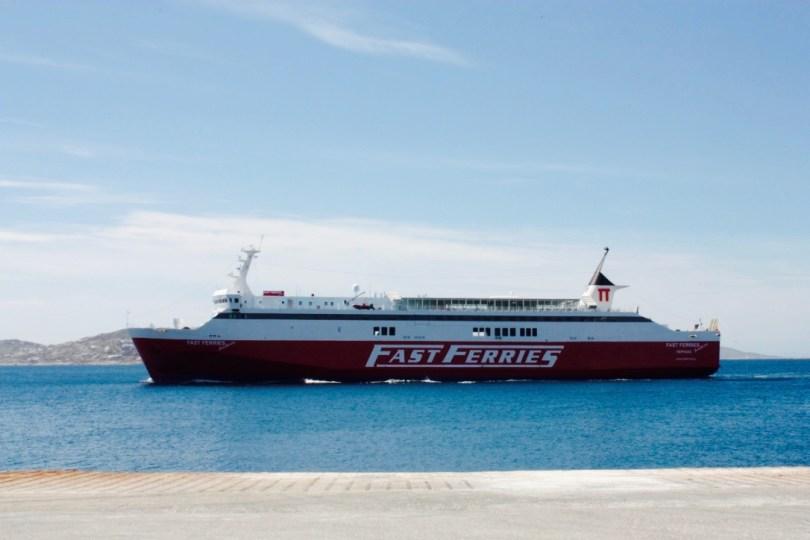 Transporte en Grecia