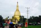 Itinerario viaje a Myanamar
