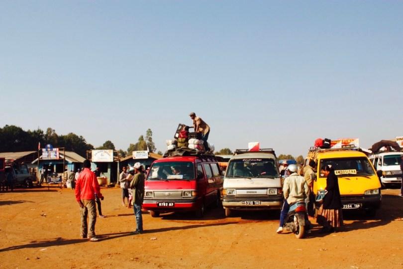 Transporte Madagascar
