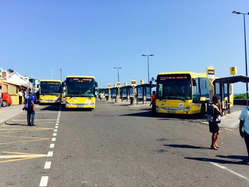 Transporte público Isla de Reunión