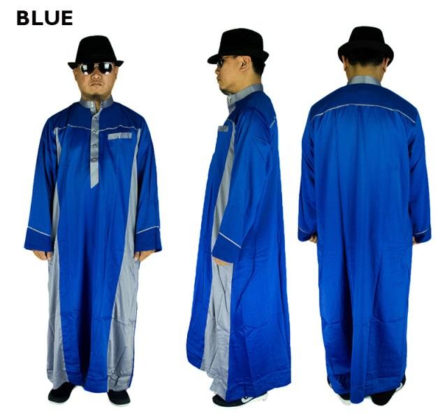 Image result for baju melayu jubah