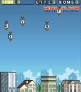 Alpha Attack, juego de mecanografía