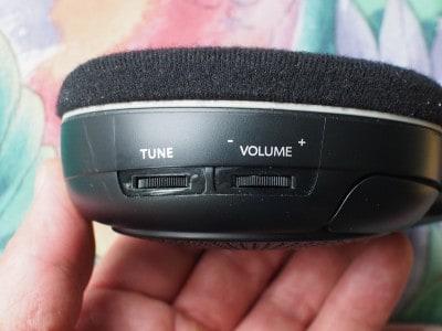 Sennheiser écouteurs sans-fil télé volume synthonist
