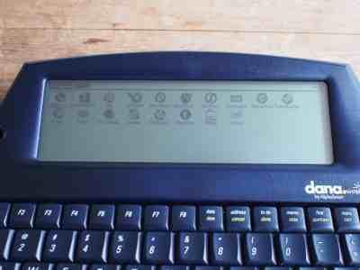 Dana Wireless Palm OS