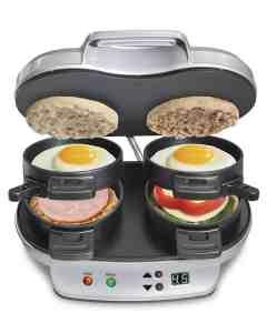 Hamilton beach machine sandwich déjeuner