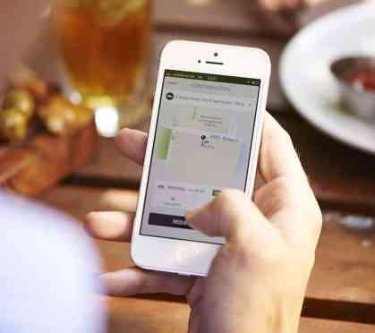 Pendant les fêtes, essayez Uber