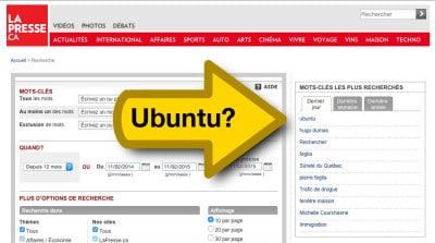 Ubuntu-recherche-dans-La-Presse