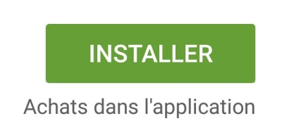 Installer Achats dans l'application Android