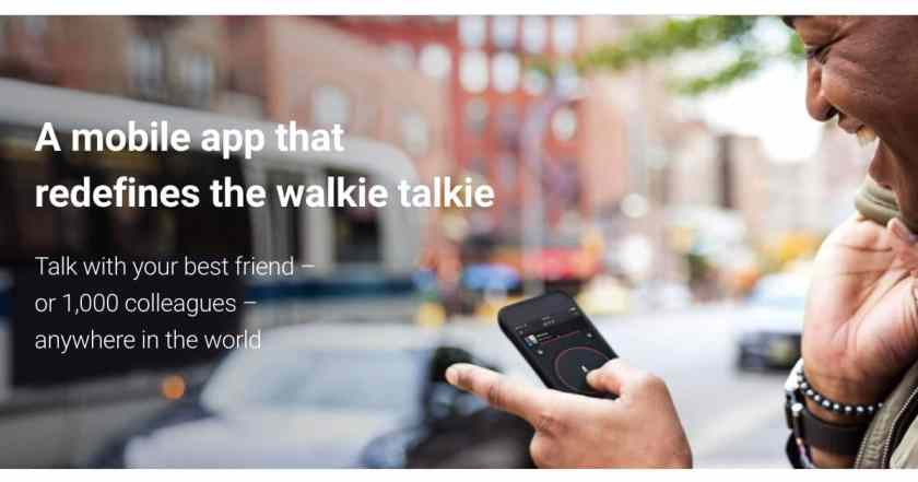 zello ptt app walkie talkie gratuite ios android