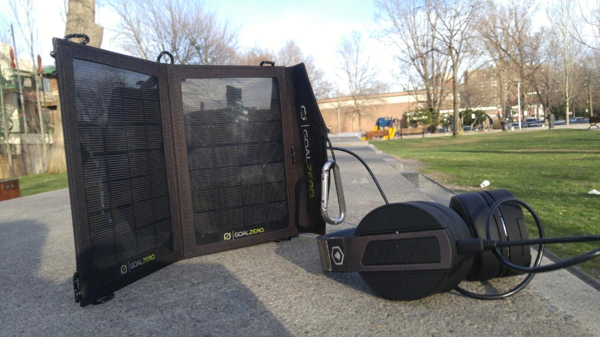 Nomad 7 panneau solaire USB Goal Zero
