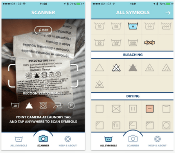 Laundry Day App iOS