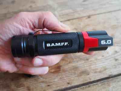 Striker Bamff lampe de poche 6.0