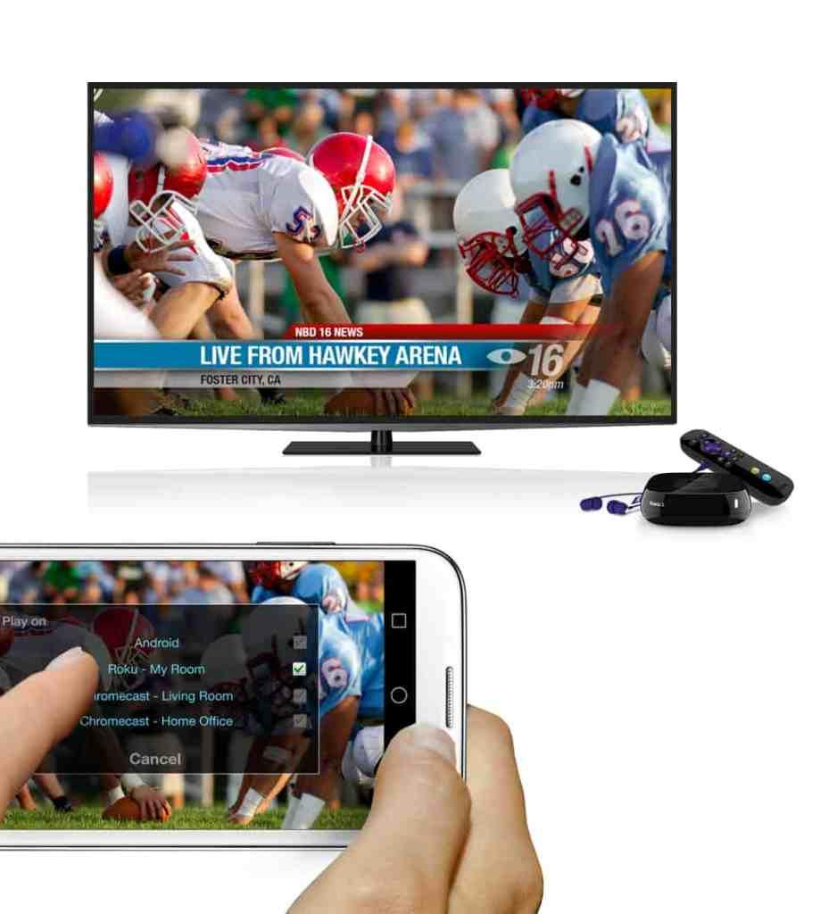 slingbox roku android phone pour écouter la télé québécoise en voyage à l'étranger