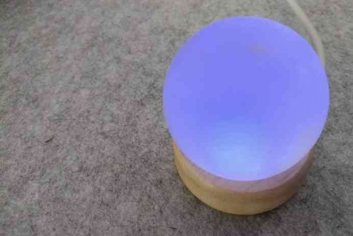 Breathe2 lampe méditation