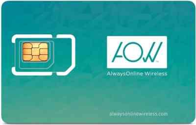 Always Online Wireless
