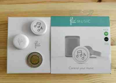 Flic button bouton