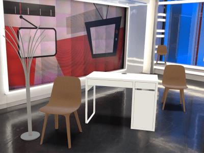 Démo ARKit Ikea Place app iOS 11