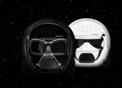 aspirateur robot PowerBot Star Wars Samsung
