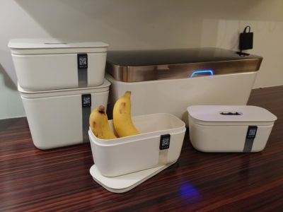 système vacuvita sous vide conserver aliments