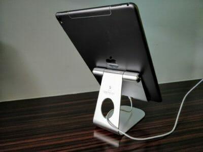 Support tablette pratique aluminium Lamicall